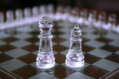 Chess Sets Royalty Free Stock Photo