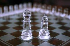 Chess Sets. King and bishop, similar set Royalty Free Stock Photo