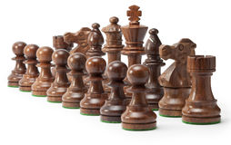 Chess Side Royalty Free Stock Photo