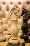 Chess-2. Still life photography of chess Stock Photo