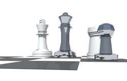 Chess-2 Royalty Free Stock Photos