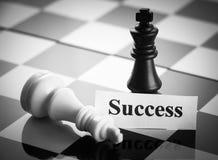 Chess Success Royalty Free Stock Photo