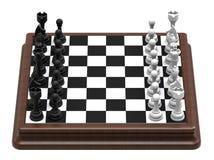 Chess table Stock Photos
