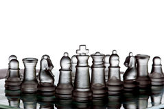 Chess team Stock Photography