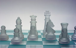 A chess Team Royalty Free Stock Photo