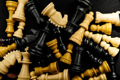 Chess texture Stock Photo