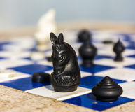 Chess Thailand. Royalty Free Stock Photo