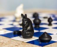 Chess Thailand. Royalty Free Stock Photo