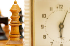 Chess timer Stock Photography