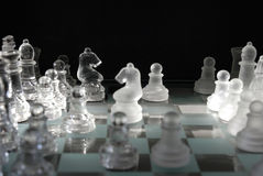 Chess tournament Stock Photo