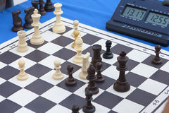 Chess tournament Marathon Stock Photo