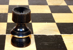 Chess tower Stock Image