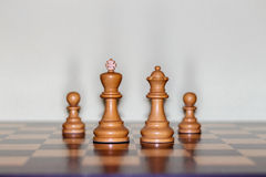 Chess turn Royalty Free Stock Photography