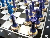 Chess2 (2) .jpg Stock Foto