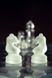 Chess3 Photographie stock libre de droits