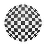 chessboard шарика Стоковое фото RF