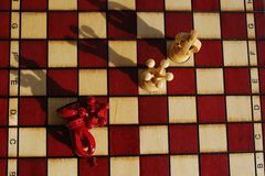 Chessboard Stock Photography