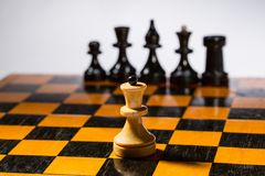 Chessboard Stock Image
