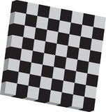 Chessboard. The vector illustration contains the image of chessboard Royalty Free Stock Photo