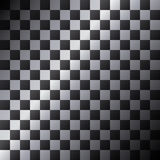 Chessboard abstract background. Vector illustration Stock Images