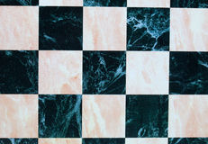 Chessboard without any figure. Stock Photos