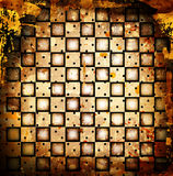 Chessboard backgound Royalty Free Stock Photography