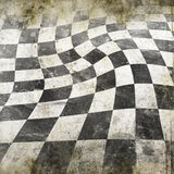 Chessboard backgound Stock Image