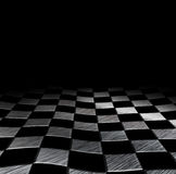 Chessboard background Stock Images