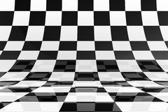 Chessboard background Stock Photography