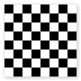 Chessboard background. Empty chess board. Board for chess playing. Vector illustration Royalty Free Stock Image