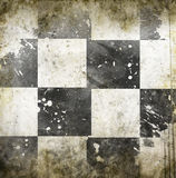 Chessboard background Royalty Free Stock Images