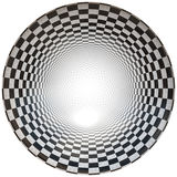 Chessboard ball Royalty Free Stock Image