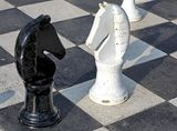 Chessboard Stock Photo