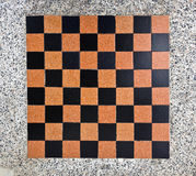 Chessboard design background. Close up of chessboard for background Royalty Free Stock Images