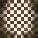chessboard grungy Стоковые Фотографии RF