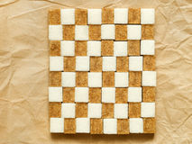 Chessboard Royalty Free Stock Photography