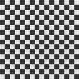 Chessboard seamless pattern Stock Photos