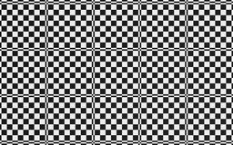 Chessboard textile background. And abstract black texture Royalty Free Stock Photos