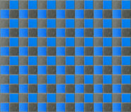 chessboard texture background Stock Image