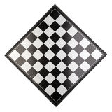 Chessboard the top view. Stock Images