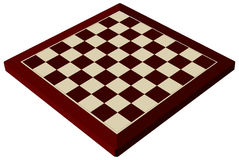 Chessboard, vector illustration Stock Photos