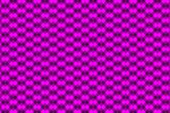 Chessboard vector pattern. Violet background Stock Images