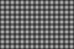 Chessboard vector pattern. Grey background Stock Image