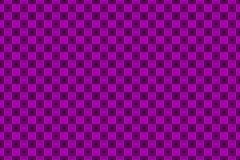 Chessboard vector pattern. Purple background Stock Images
