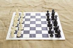 chessboards Fotografie Stock Libere da Diritti