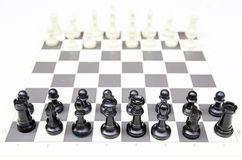 chessboards Fotografie Stock