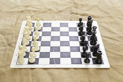 Chessboards Royalty Free Stock Photos