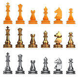 Chessman Royalty Free Stock Photography