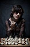 Chessmaster Royalty Free Stock Images