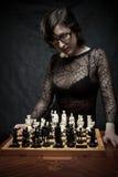 Chessmaster Images libres de droits